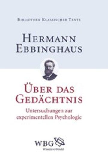 eBook Über das Gedächtnis Cover