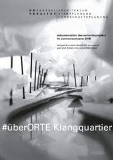 eBook #überORTE Klangquartier Cover