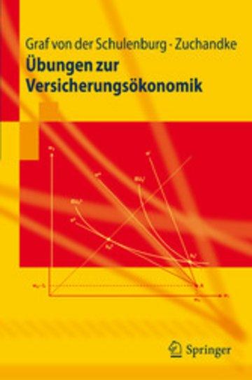 eBook Übungen zur Versicherungsökonomik Cover