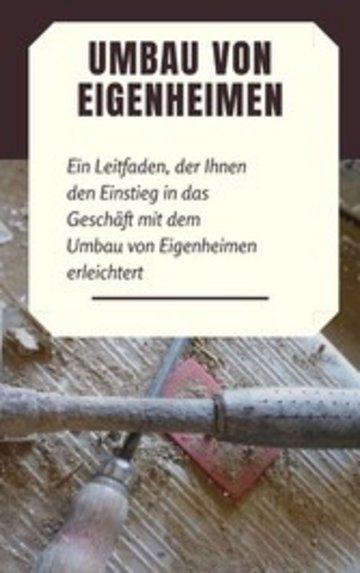 eBook Umbau von Eigenheimen Cover