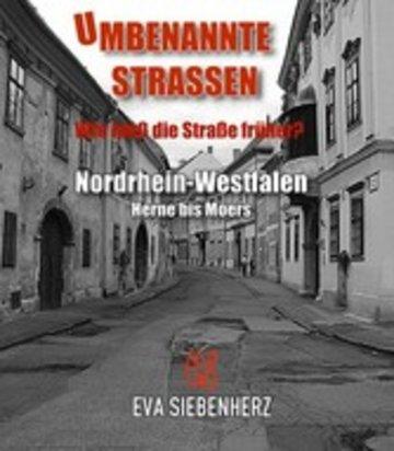 eBook Umbenannte Straßen in Nordrhein-Westfalen Cover
