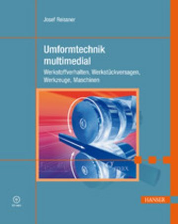 eBook Umformtechnik multimedial Cover