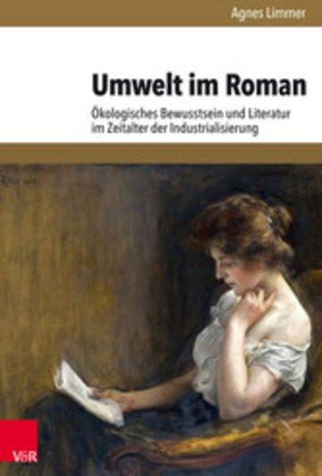 eBook Umwelt im Roman Cover