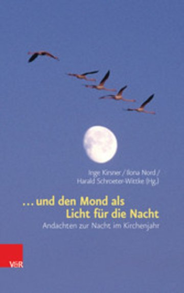 eBook ... und den Mond als Licht für die Nacht Cover