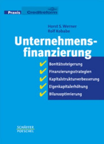 eBook Unternehmensfinanzierung Cover