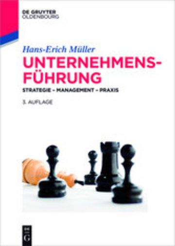 eBook Unternehmensführung Cover