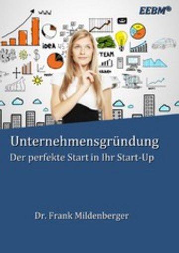 eBook Unternehmensgründung Cover