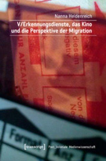 eBook V/Erkennungsdienste, das Kino und die Perspektive der Migration Cover