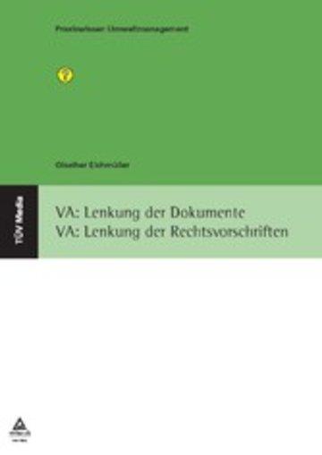 eBook VA: Lenkung der Dokumente VA: Lenkung der Rechtsvorschriften Cover