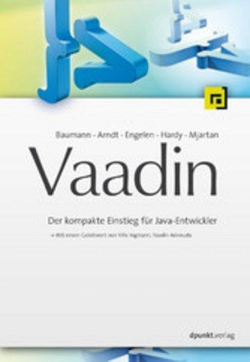 eBook Vaadin Cover