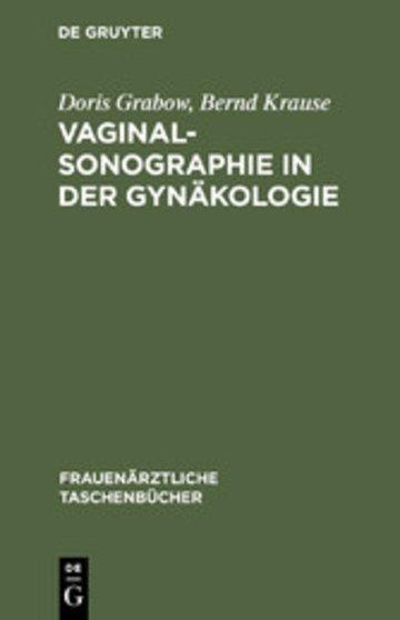 eBook Vaginalsonographie in der Gynäkologie Cover