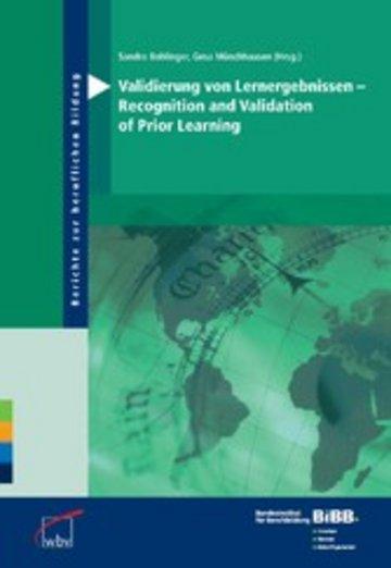 eBook Validierung von Lernergebnissen - Recognition and Validation of Prior Learning Cover