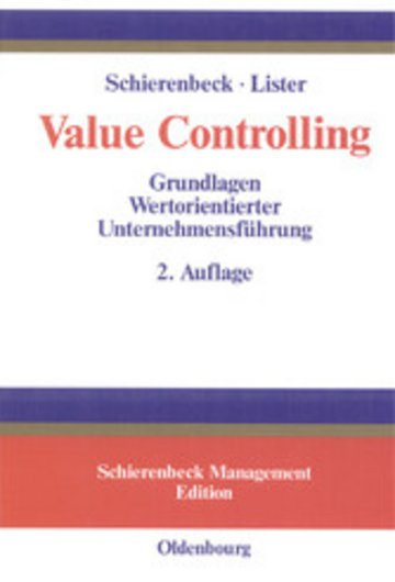 eBook Value Controlling Cover