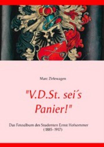 "eBook ""V.D.St. sei´s Panier!"" Cover"