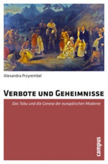 eBook Verbote und Geheimnisse Cover