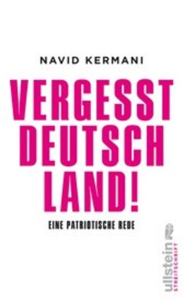 eBook Vergesst Deutschland! Cover