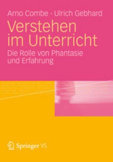 eBook Verstehen im Unterricht Cover