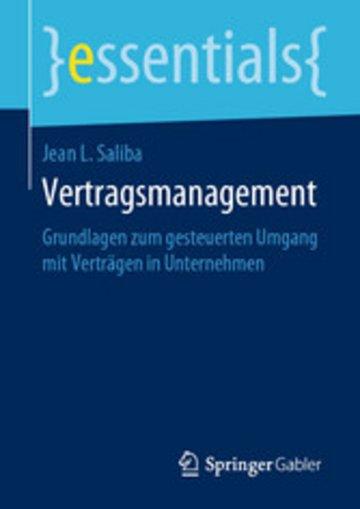 eBook Vertragsmanagement Cover