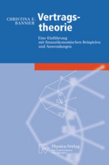 eBook Vertragstheorie Cover