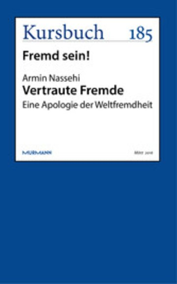 eBook Vertraute Fremde Cover