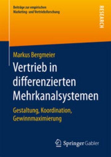 eBook Vertrieb in differenzierten Mehrkanalsystemen Cover