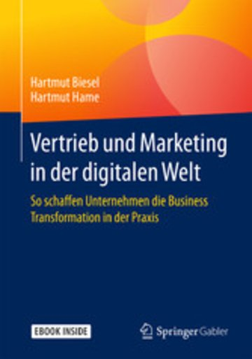 eBook Vertrieb und Marketing in der digitalen Welt Cover