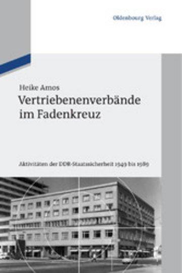 eBook Vertriebenenverbände im Fadenkreuz Cover