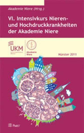 eBook VI. Intensivkurs Nieren- und Hochdruckkrankheiten der Akademie Niere Cover