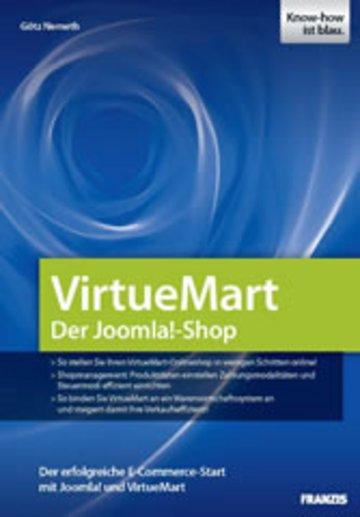 eBook VirtueMart - Der Joomla!-Shop Cover