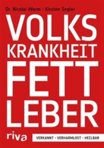 eBook Volkskrankheit Fettleber Cover