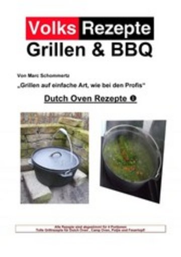 eBook Volksrezepte Grillen & BBQ - Dutch Oven 1 Cover