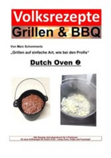 eBook Volksrezepte Grillen & BBQ - Dutch Oven 2 Cover