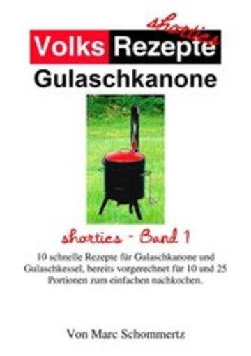 eBook Volksrezepte Gulaschkanone Cover