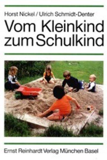eBook Vom Kleinkind zum Schulkind Cover