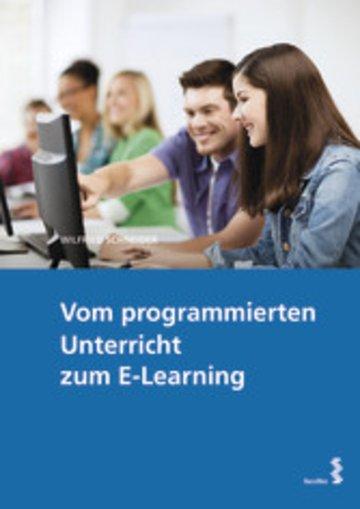 eBook Vom programmierten Unterricht zum E-Learning Cover