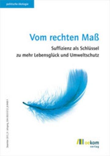 eBook Vom rechten Maß Cover