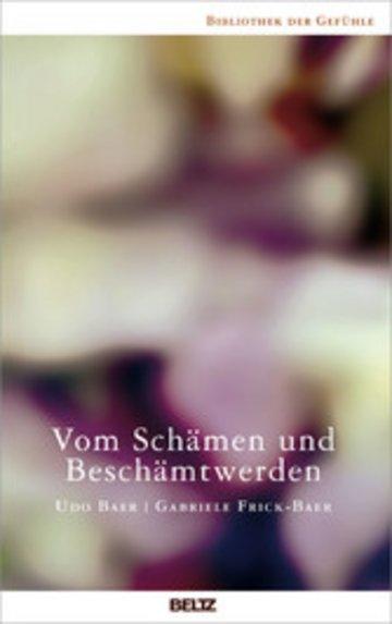 eBook Vom Schämen und Beschämtwerden Cover