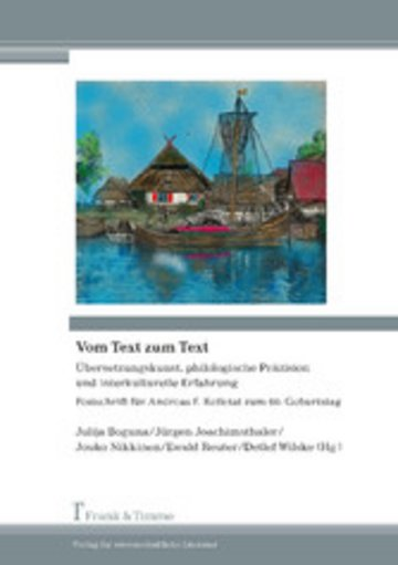 eBook Vom Text zum Text Cover