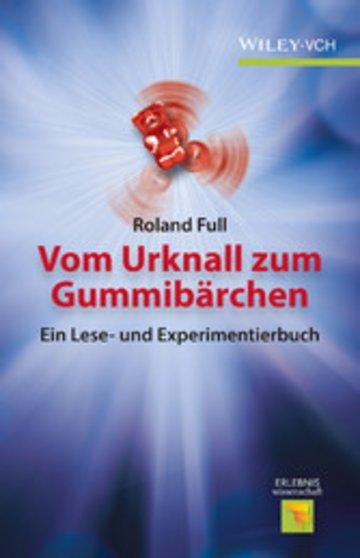 eBook Vom Urknall zum Gummibärchen Cover