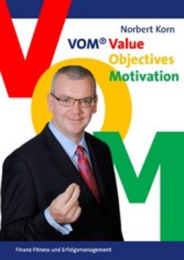 eBook V.O.M. - Value, Objectives, Motivation Cover