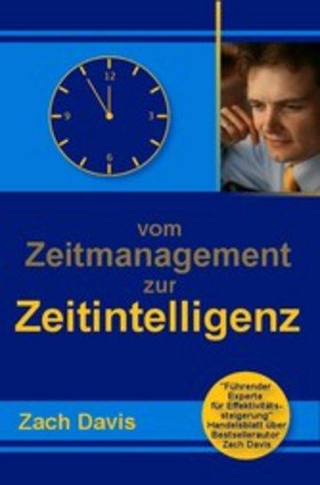 eBook Vom Zeitmanagement zur Zeitintelligenz Cover
