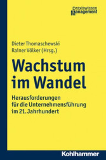 eBook Wachstum im Wandel Cover