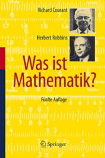 eBook Was ist Mathematik? Cover