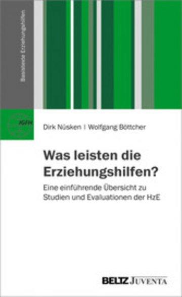 eBook Was leisten die Erziehungshilfen? Cover