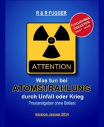 eBook Was tun bei Atomstrahlung durch Unfall oder Krieg Cover