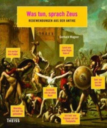 eBook Was tun, sprach Zeus Cover