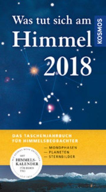 eBook Was tut sich am Himmel 2018 Cover
