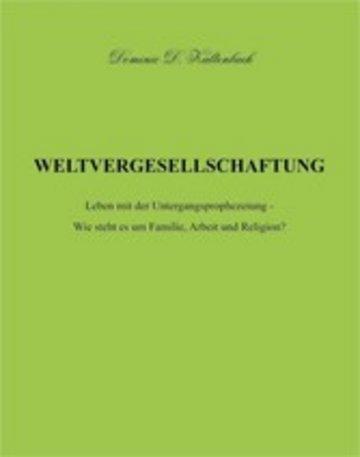 eBook WELTVERGESELLSCHAFTUNG Cover