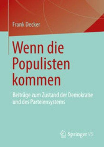 eBook Wenn die Populisten kommen Cover