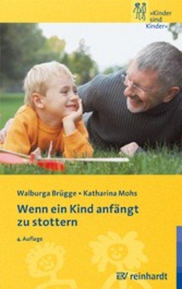 eBook Wenn ein Kind anfängt zu stottern Cover